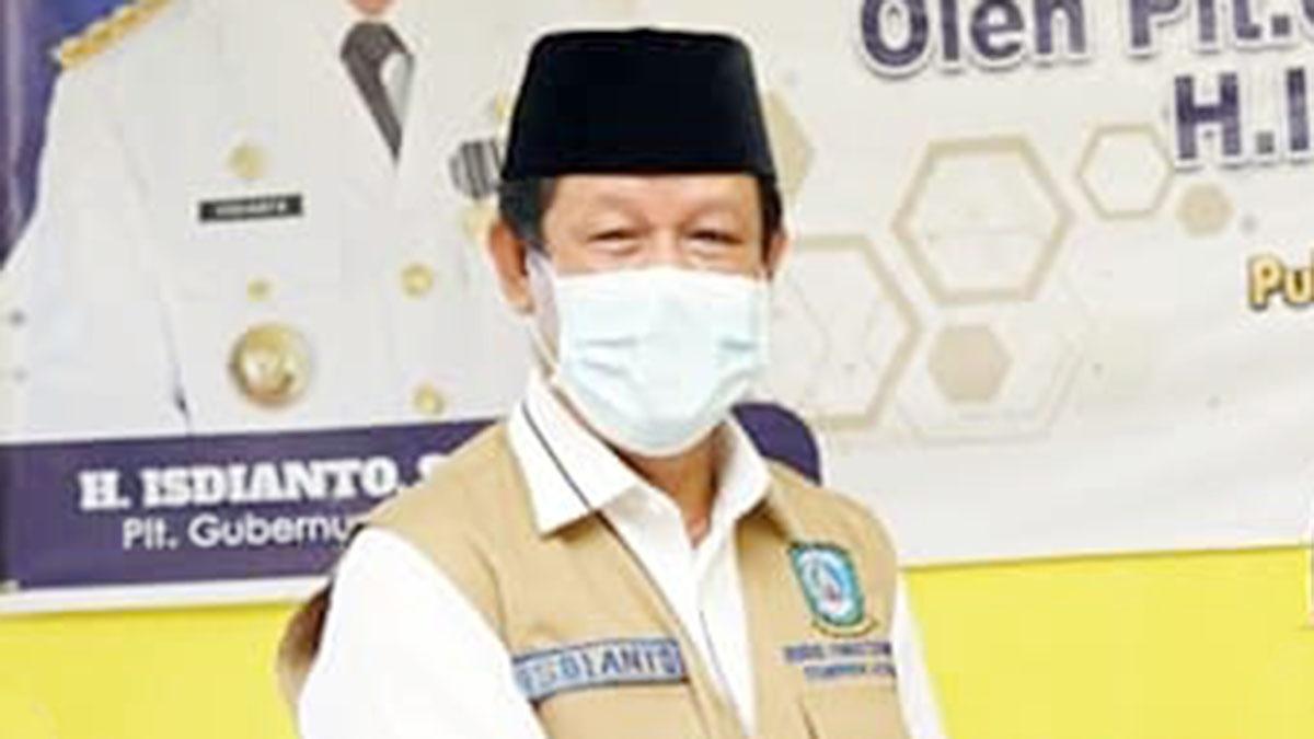 299 Warga Kabupaten Bintan Terpapar COVID-19 8