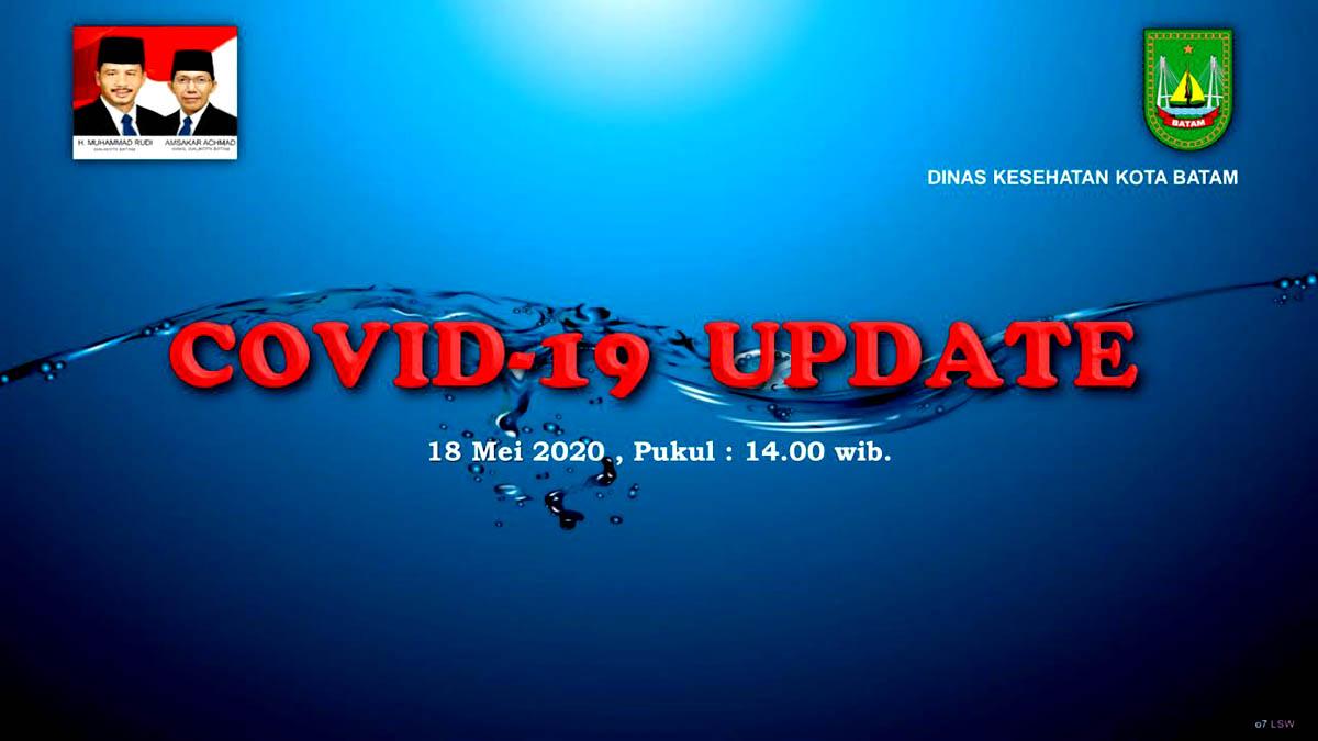 Pecah Rekor, Hari Ini Kasus Positif COVID-19 Batam, Bertambah 11 Orang 1