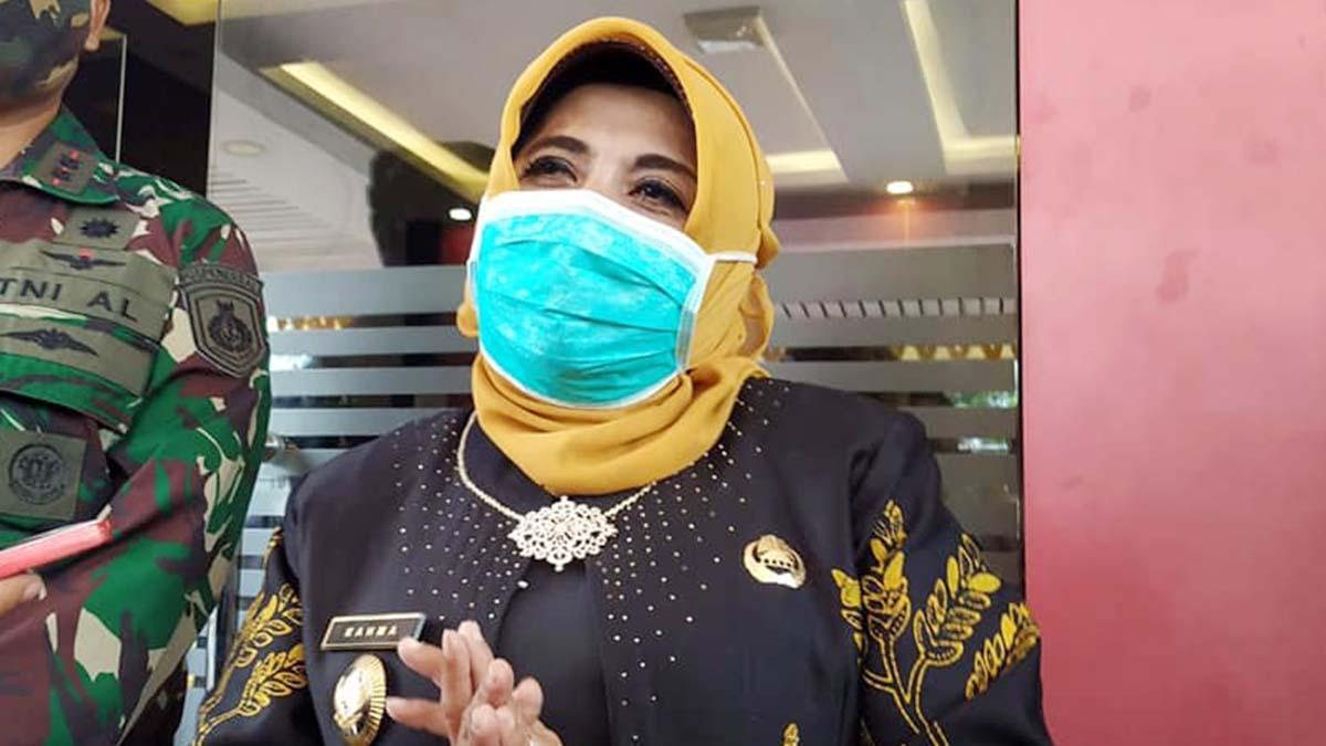 Pelajar SD Tanjungpinang Ini Dinyatakan Sembuh dari COVID-19 1