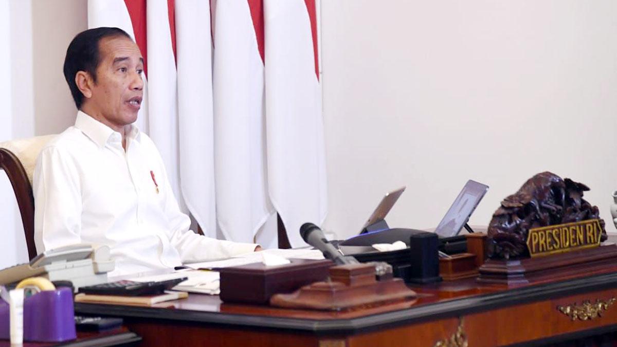 Presiden Jokowi Minta Pengujian PCR Ditingkatkan 2
