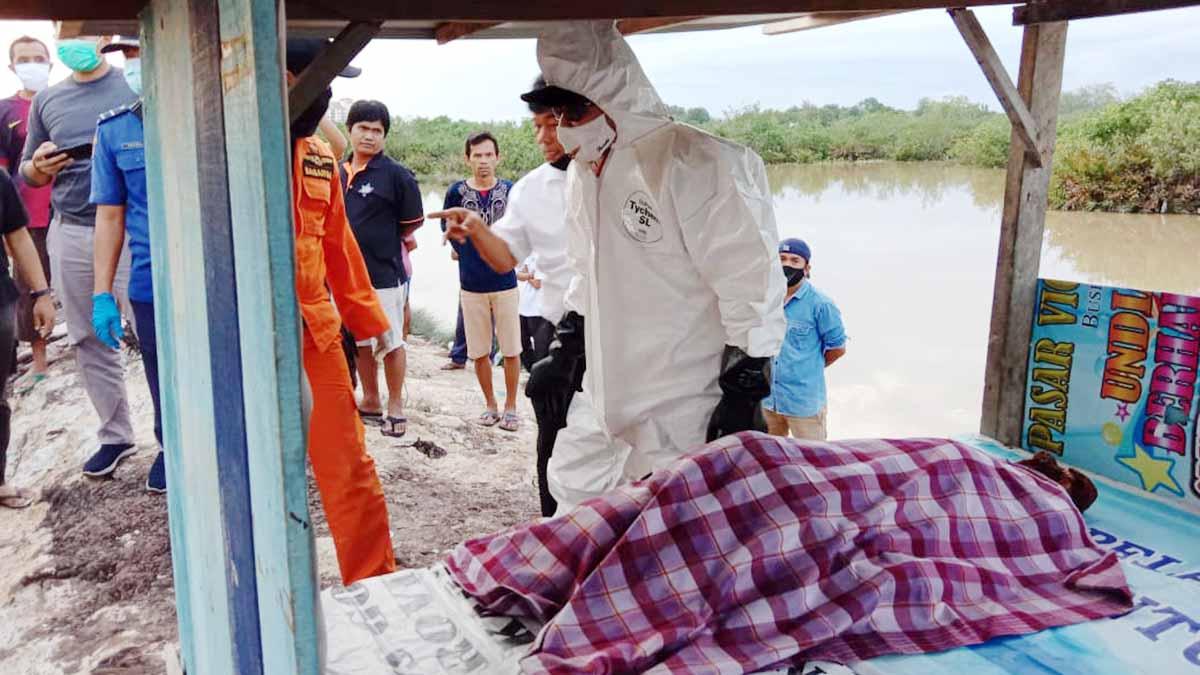 Bocah Tenggelam di Drainase Tanjung Riau Batam Ditemukan 1