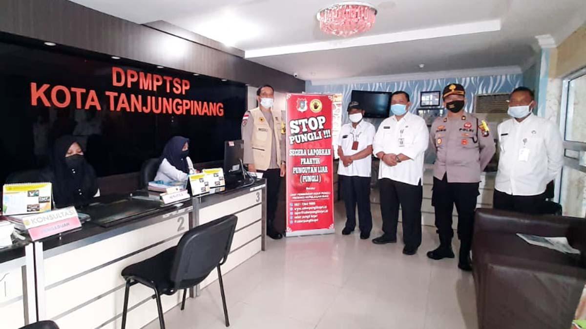 Ketua UPP Kepri Gelar Kunjungan Kerja ke UPP Tanjungpinang 1