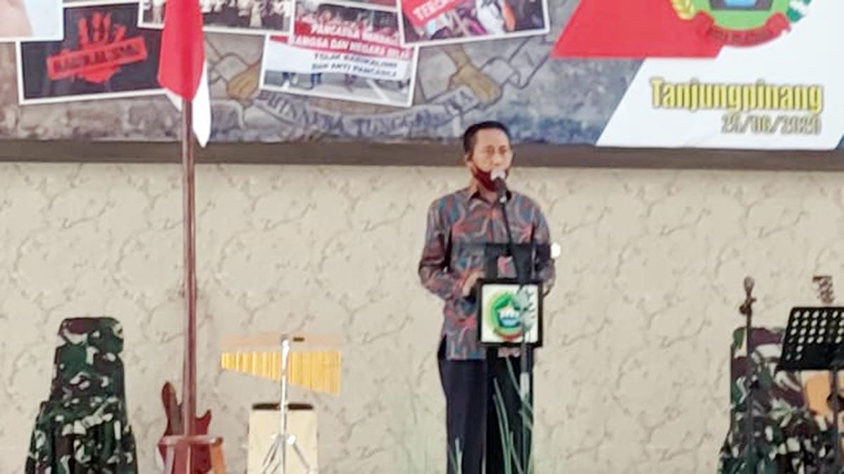 Pemerintah Provinsi Kepri Larang Keras Berkembangnya Paham Radikalisme 2