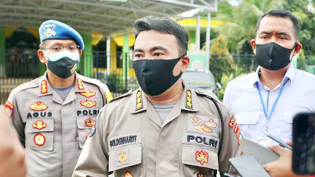Polisi Mulai Gelar Razia Kelengkapan Kendaraan 7