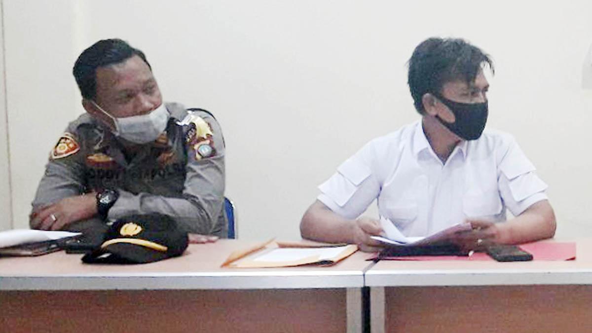 Mantan Sekwan dan Mantan Bendahara DPRD Karimun Ditetapkan Tersangka 6
