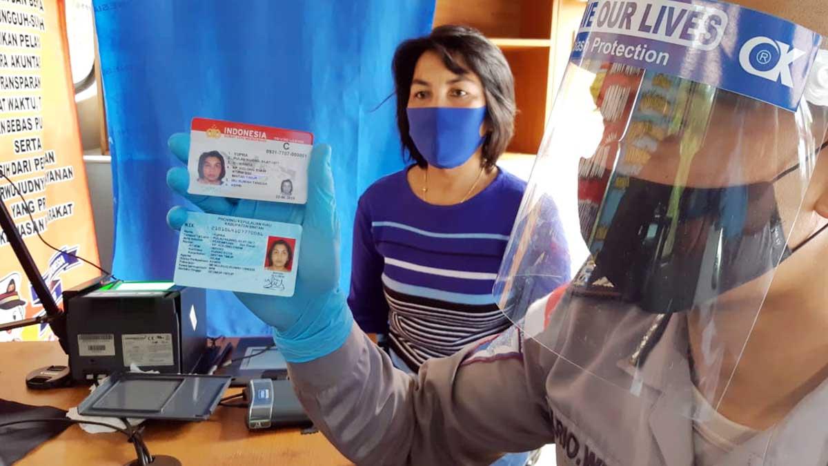 Polres Bintan Beri Hadiah SIM Gratis Buat Warga Lahir 1 Juli 9