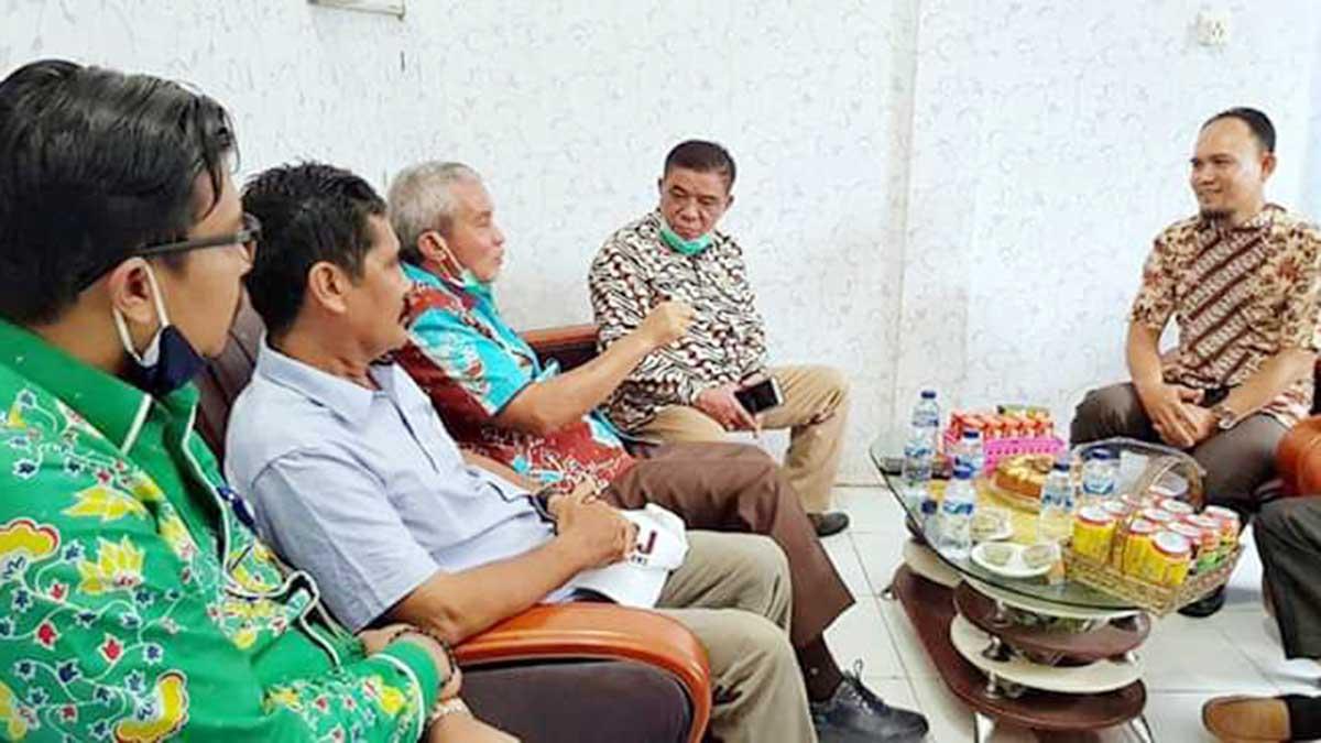 Pemkab Meranti dan KPU Bahas Pilkada Serentak Tahun 2020 2