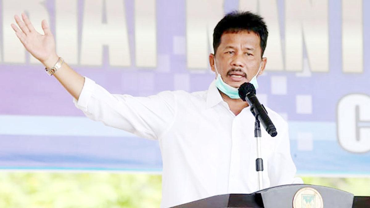 Wali kota Batam, HM Rudi