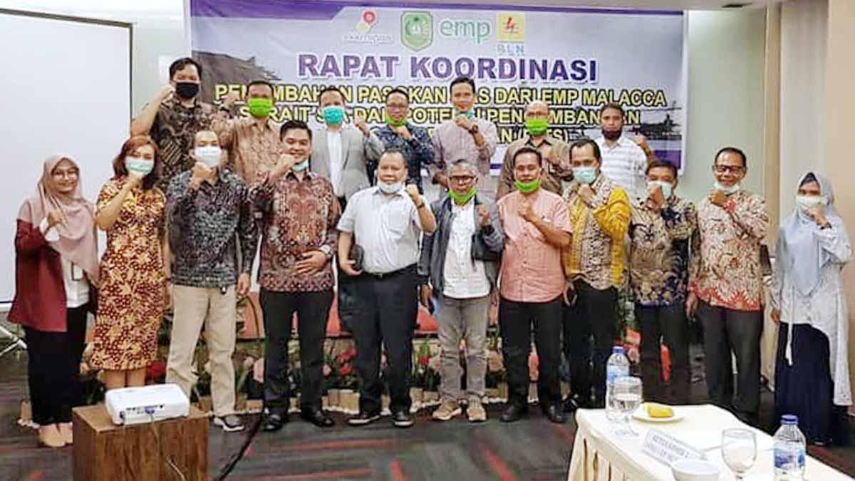 Pemkab Meranti Gelar Pertemuan Tri Patrid Bersama PT PLN Riau-Kepri dan PT EMP Malacca Strait 10