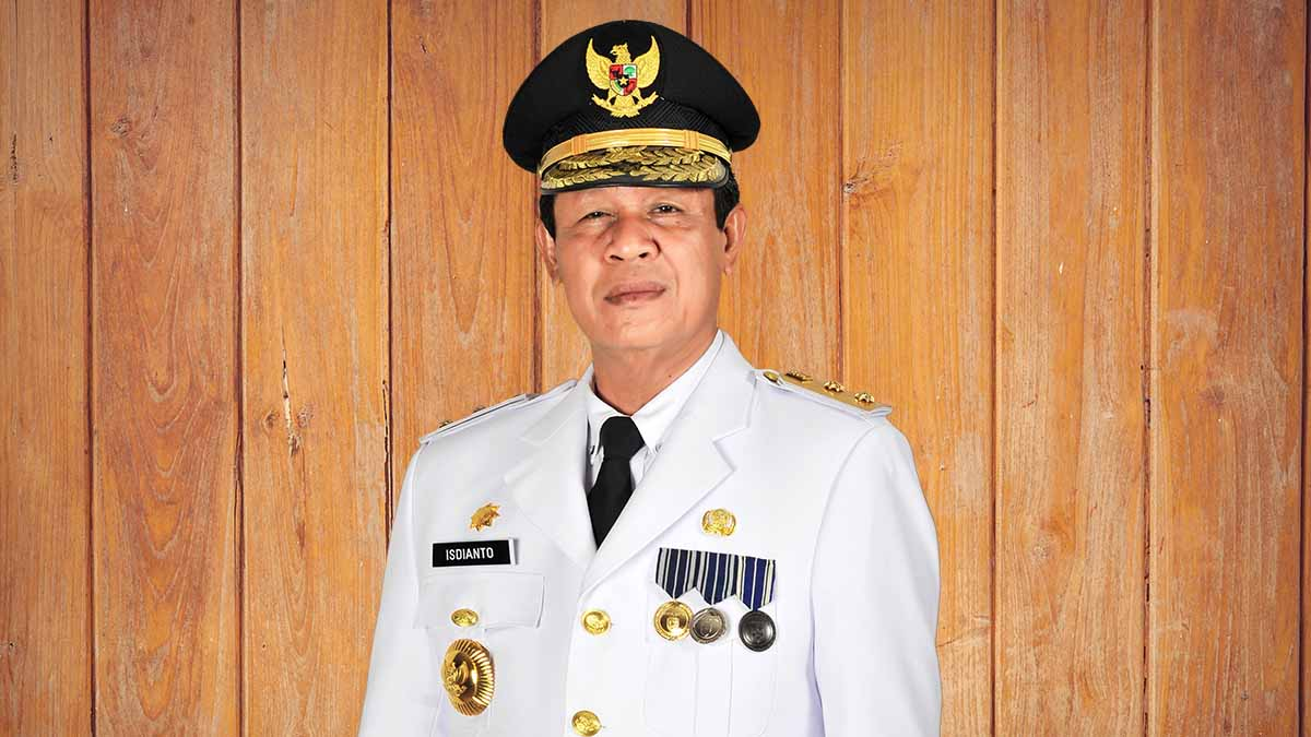 Ini Profil Gubernur Kepulauan Riau Isdianto 144