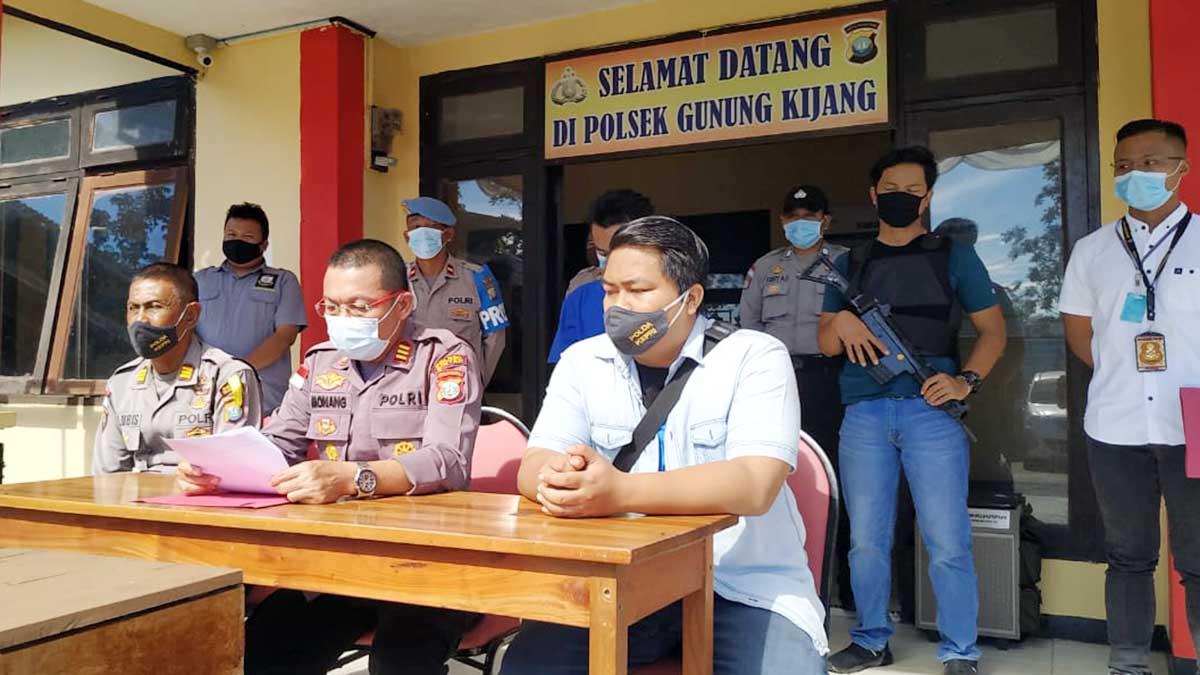 Curi Infaq Mushola, Tiga Residivis Ini Langsung Ditangkap 9