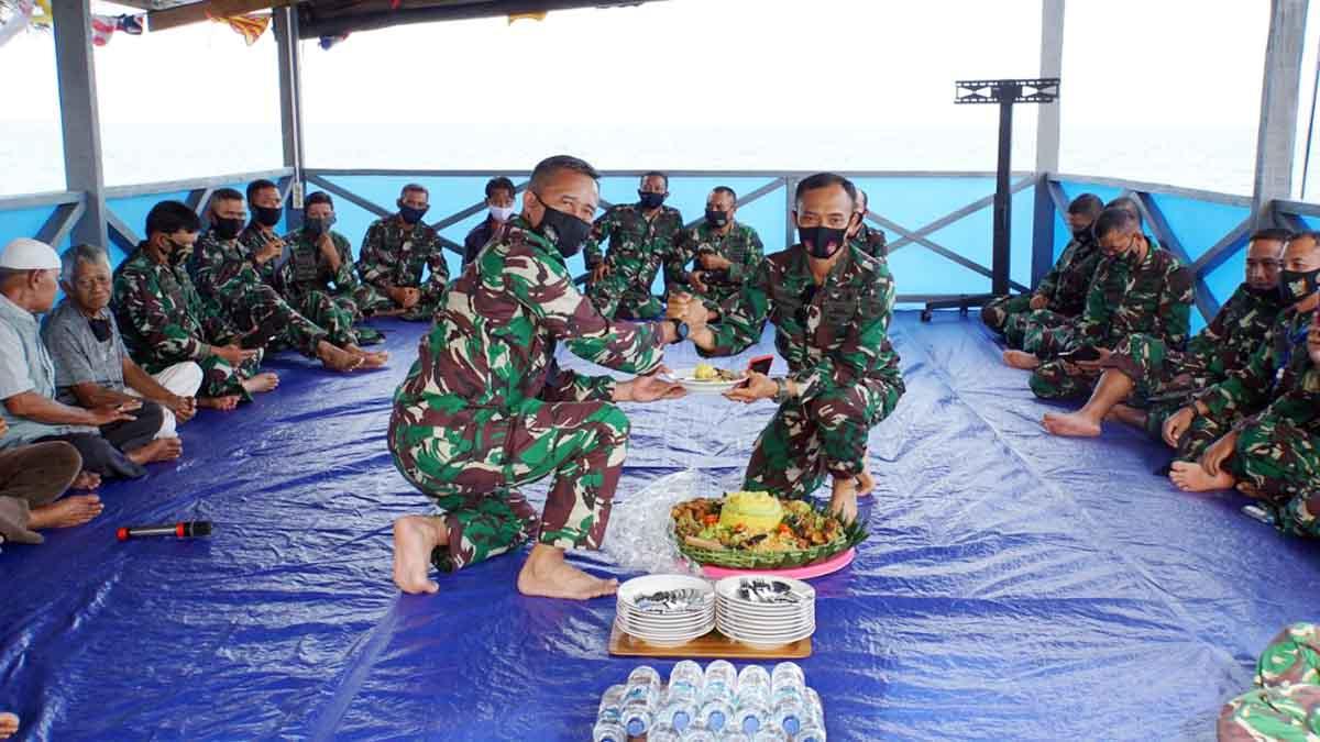 TNI AL Gelar Latpasrat Korps Marinir 5