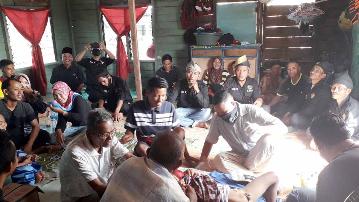Meski Pandemi Covid 19, LMB Kepri Tidak Kendorkan Semangat Bantu Warga 2