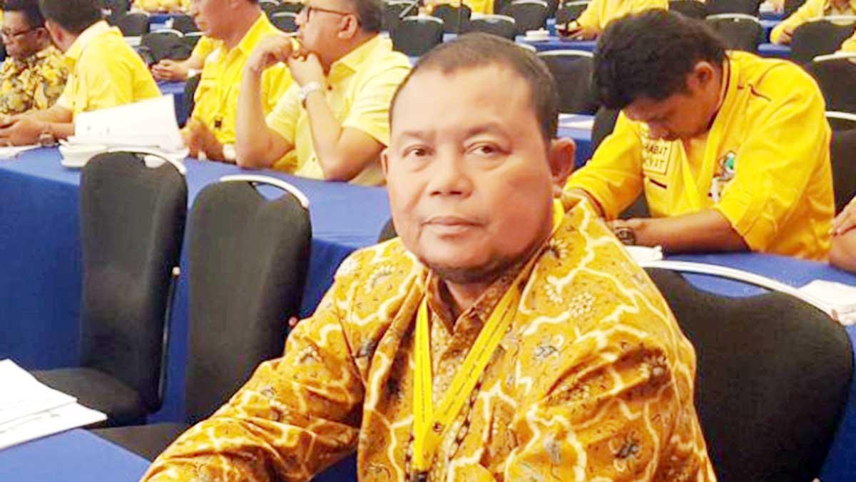 Mantan Ketua DPRD Karimun non aktif, masa bakti 2014-2019, Haji Muhammad Asyura