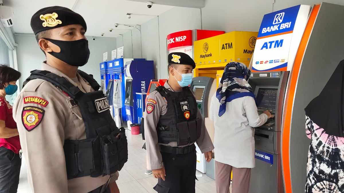 Polres Tanjung Pinang Semakin Gencar Sosialisasi Bahaya Covid 19 1
