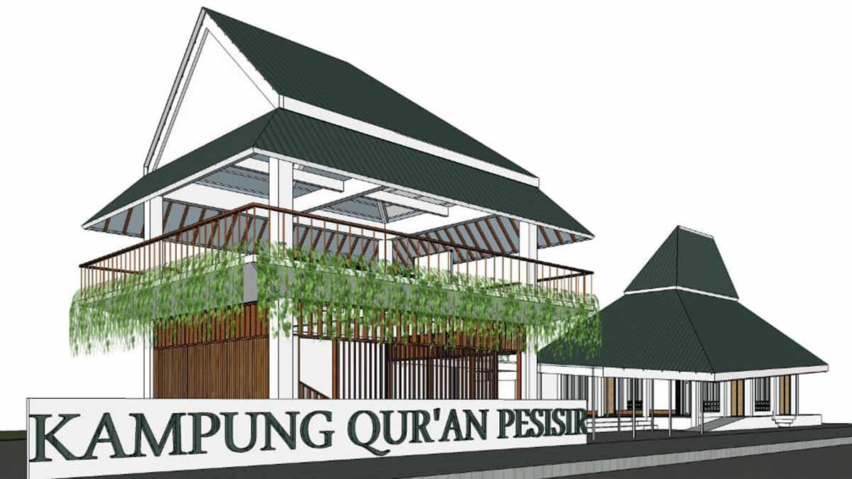 Singkep Pesisir Gagas Pendirian Kampung Qur'an 1