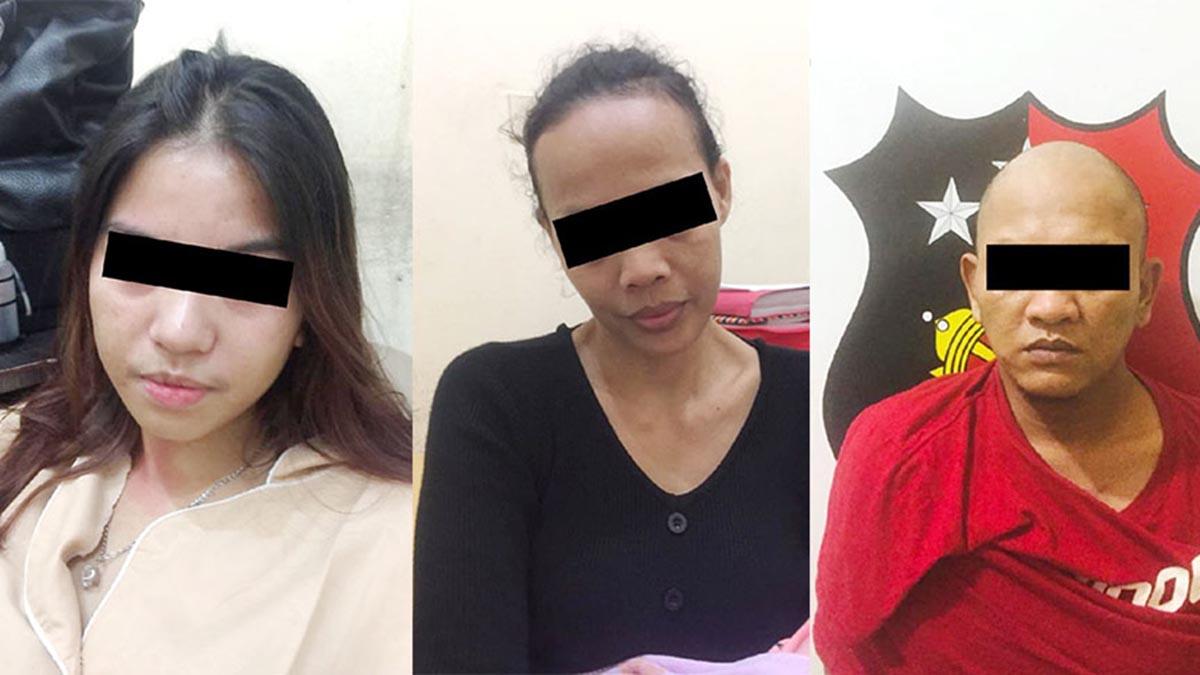 Sepekan, Polres Tanjung Pinang Tangkap 9 Pengedar dan Pemakai Narkoba 1