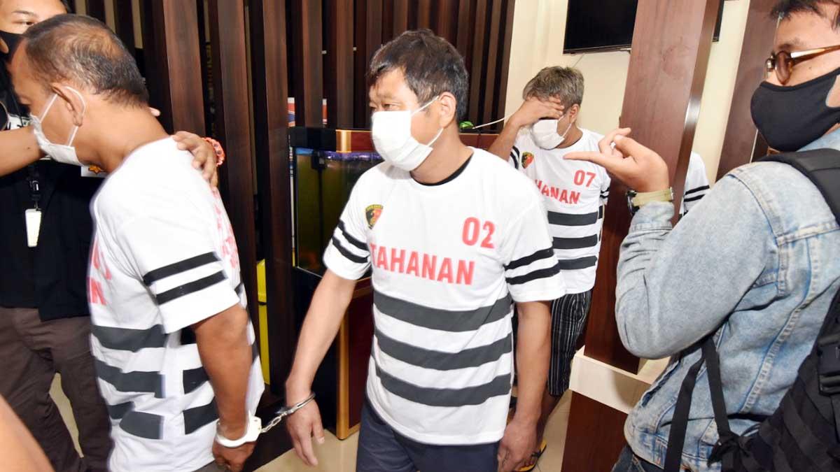 Ditreskrimum Polda Kepri Tangkap 7 Sindikat Perdagangan Orang 4