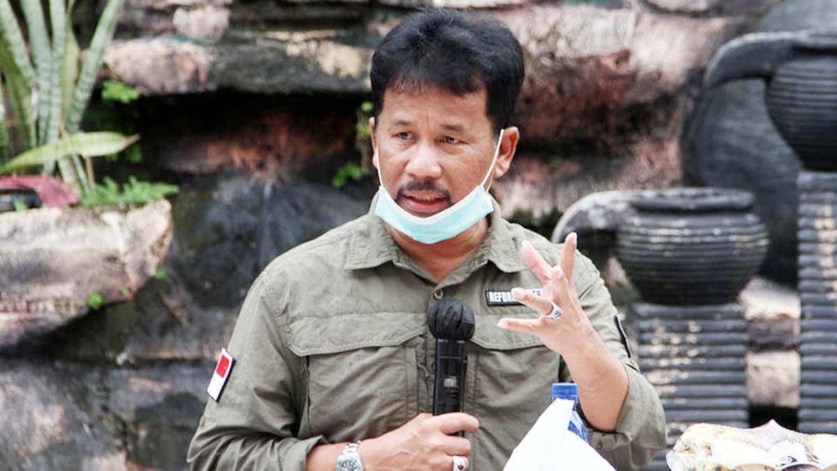 Warga Perumahan Pasir Mantang, Tanjung Sengkuang, Terjangkit Positif Covid 19 8