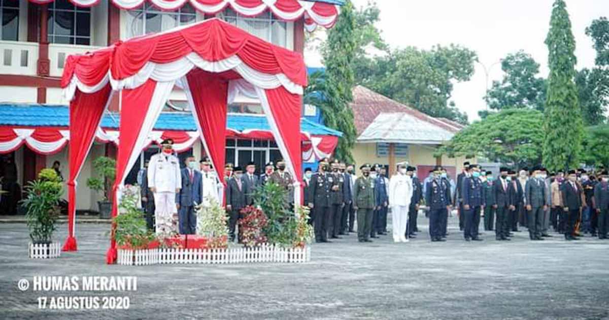 Irwan Nasir Jadi Irup HUT RI Ke 75 Kabupaten Kepulauan Meranti 3