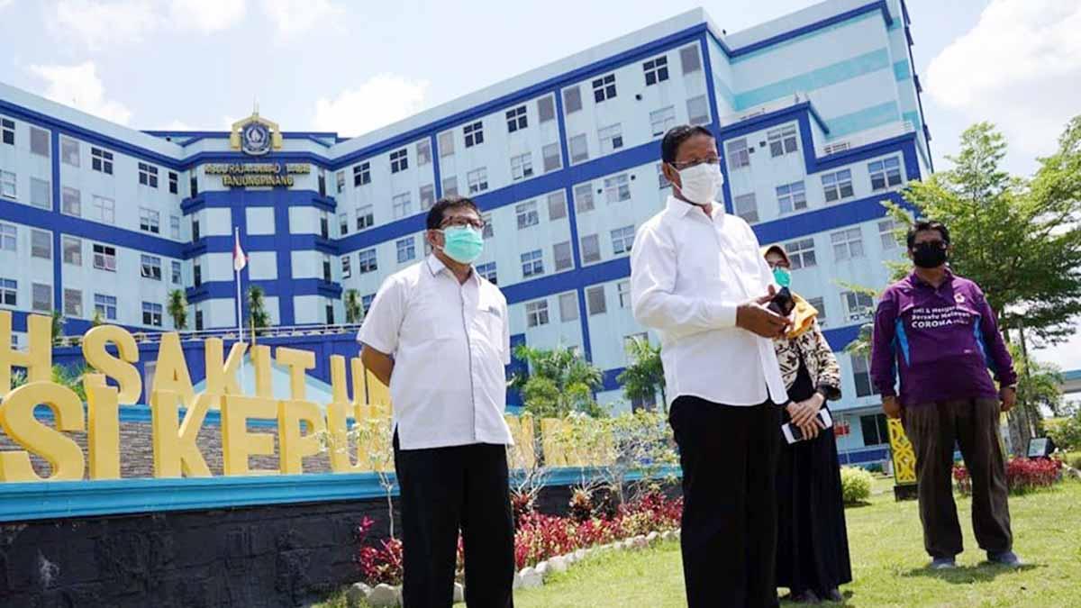Gubernur Kepri Perintahkan Dirut RSUD RAT Buka Kembali IGD dan ICU 9