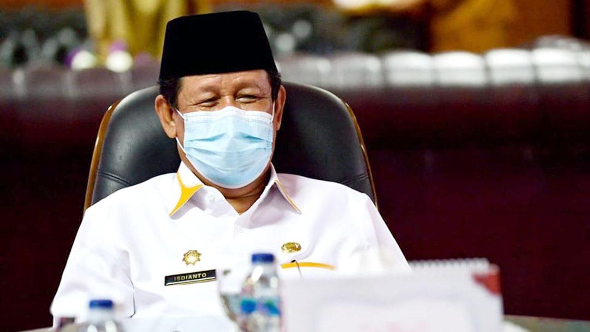 Dua Kali Negatif, Gubernur Kepri Diperbolehkan Menjalankan Tugas Secara Terbuka 7