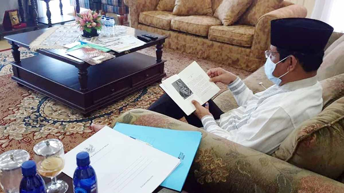 Gubernur Kepulauan Riau Positif Covid 19 54