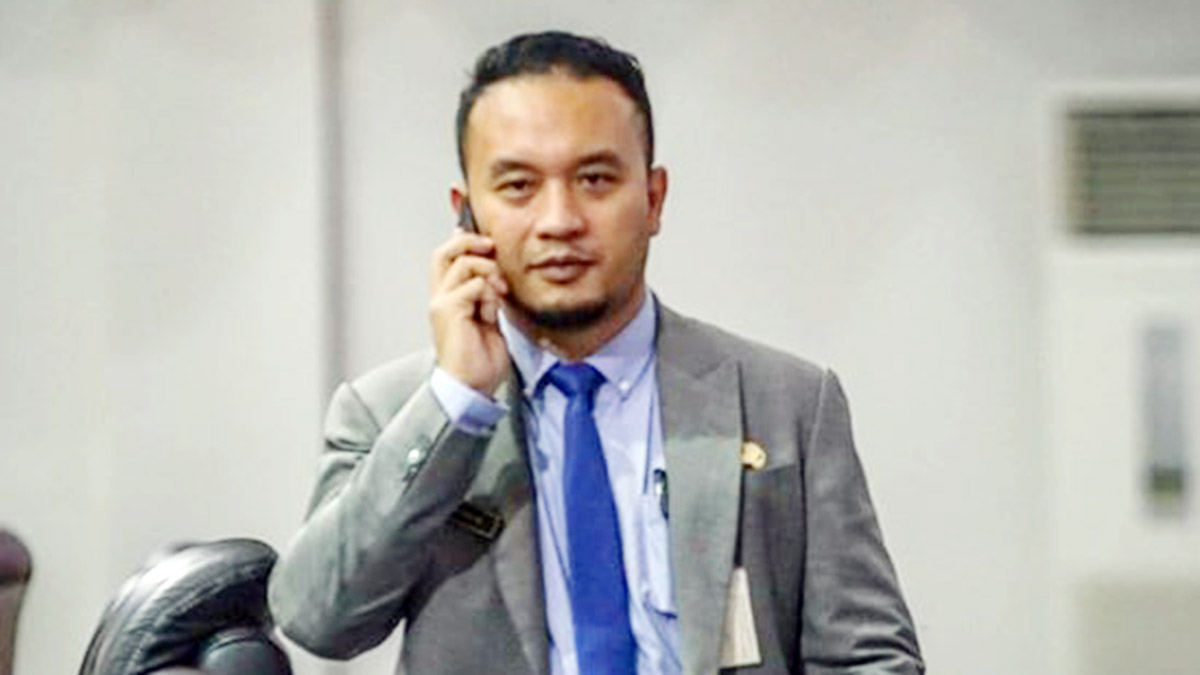 Pegawai DPRD Kepri Resah, Ada Staf Positif Covid 19 36
