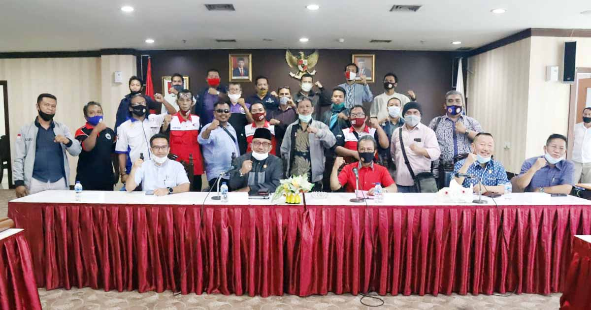 DPRD Kepri Gelar RDP Bersama Perwakilan Pekerja 1