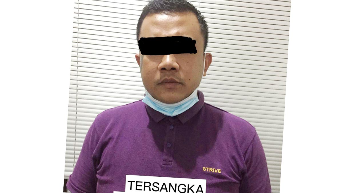 Ditreskrimum Polda Kepri Tangkap Pelaku Perdagangan Orang 33