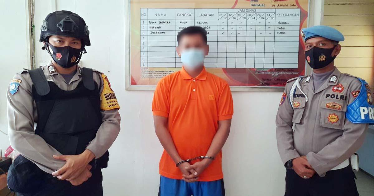 Polres Karimun Tangkap Buronan Kasus Penipuan dan Penggelapan, Saat Bawa Kabur Tunangan 4
