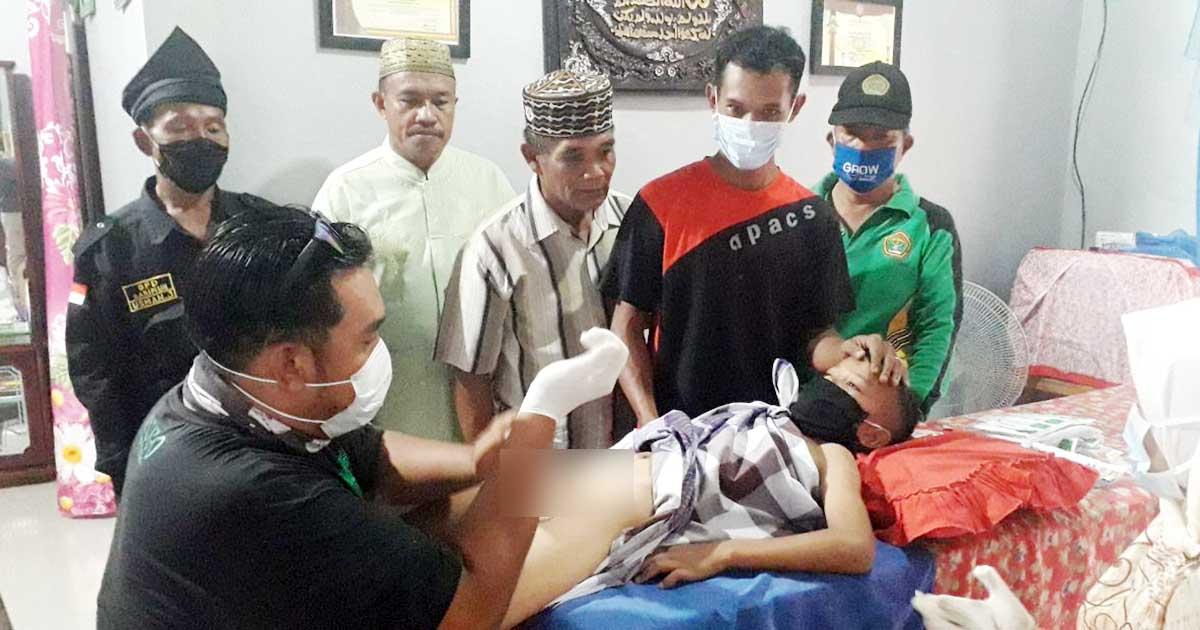 Sambut Tahun Baru Islam, LMB Kepulauan Riau Gelar Khitanan Massal