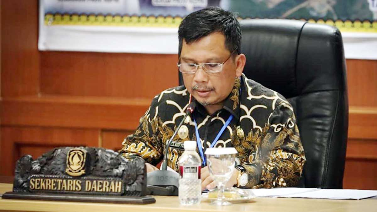 Wali Kota Tanjung Pinang Sebut Ada Positif, Sekdaprov Bilang Tidak Ada 41