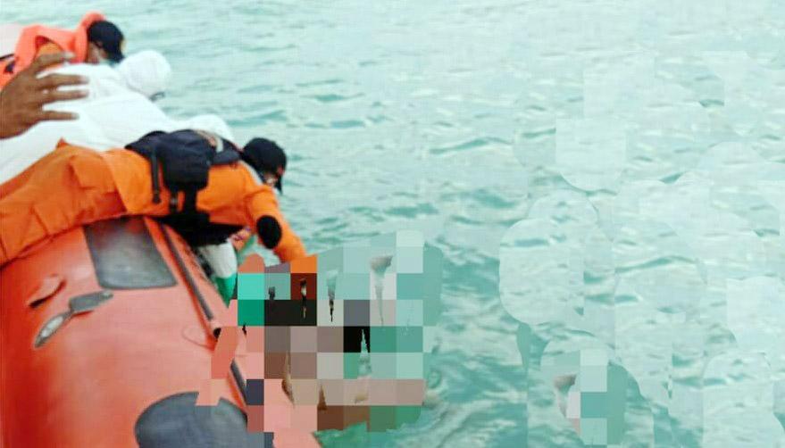 Terjatuh Saat Mancing, Nasron Ditemukan Meninggal Dunia 116