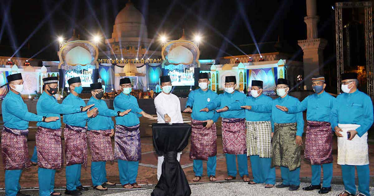 MTQ Batam Dibuka, Wali Kota Ingatkan Jangan Lupa Jalani Protokol Kesehatan 3
