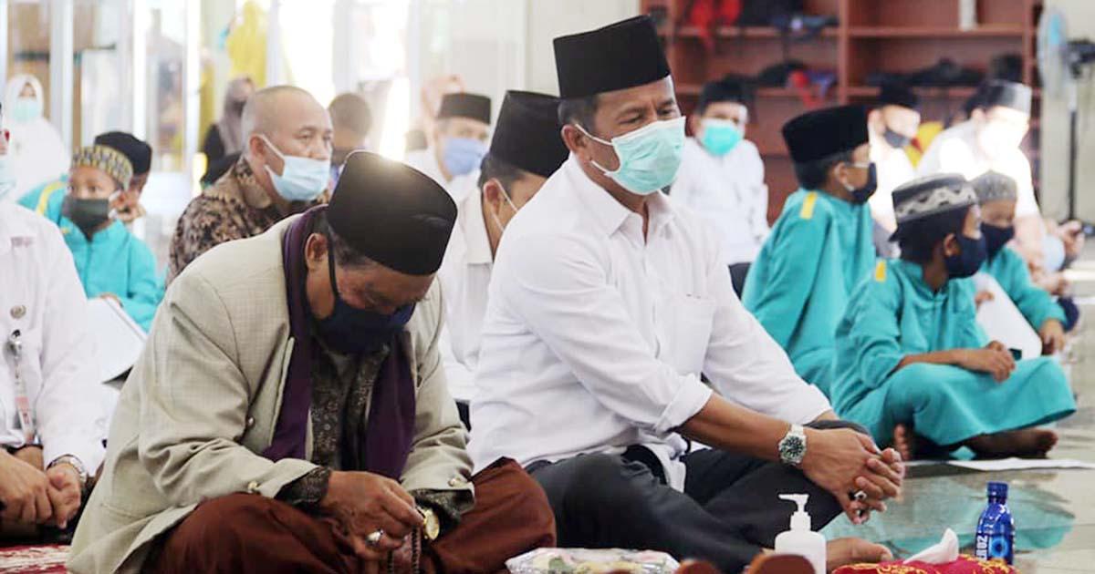 Tahun Baru Hijriah, Wali Kota Batam Zikir dan Doa Bersama Warga 2