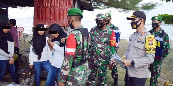 79 Warga Natuna Terjaring Operasi Yustisi 18