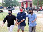 Baru Tiba dari Batam, Pengedar Narkotika Ini Langsung Diringkus di Pelabuhan Roro Jagoh 126