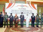 Danlantamal IV Beri Selamat Pada Wali Kota Tanjung Pinang 2