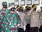 846 Personel TNI Ikut Amankan Pilkada Serentak di Provinsi Kepri 7