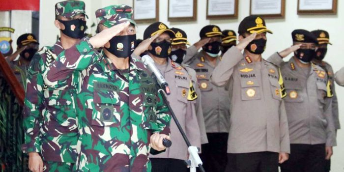 846 Personel TNI Ikut Amankan Pilkada Serentak di Provinsi Kepri 13