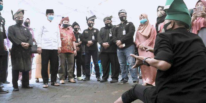 Khitanan Massal LMB Provinsi Kepri, Sijori Kepri dan Siaga Online Berlangsung Sukses 12