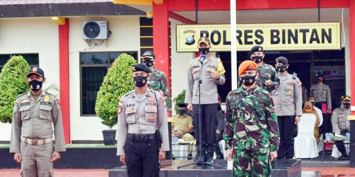 Polres Bintan Siap Amankan Pilkada Serentak 2020 1