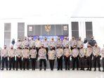 HUT Polisi Lalu Lintas Ke 65, Kapolres Lingga Apresiasi Personil Sat Lantas 5