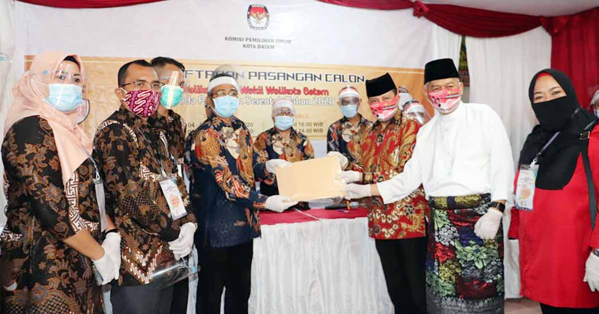 Pilkada Serentak Batam, Mantan Kepala BP Batam Siap Lawan Wali Kota Batam 2
