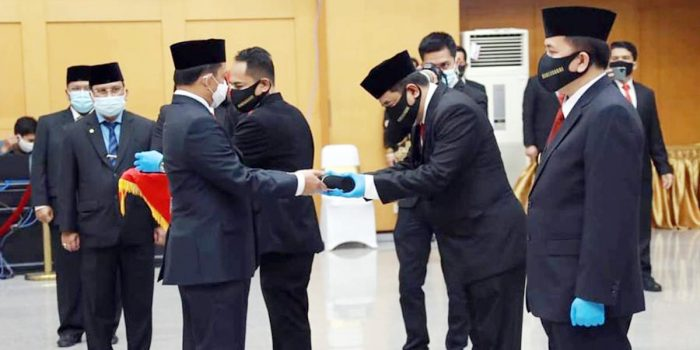 Bahtiar Jabat Pjs Gubernur Kepri 18