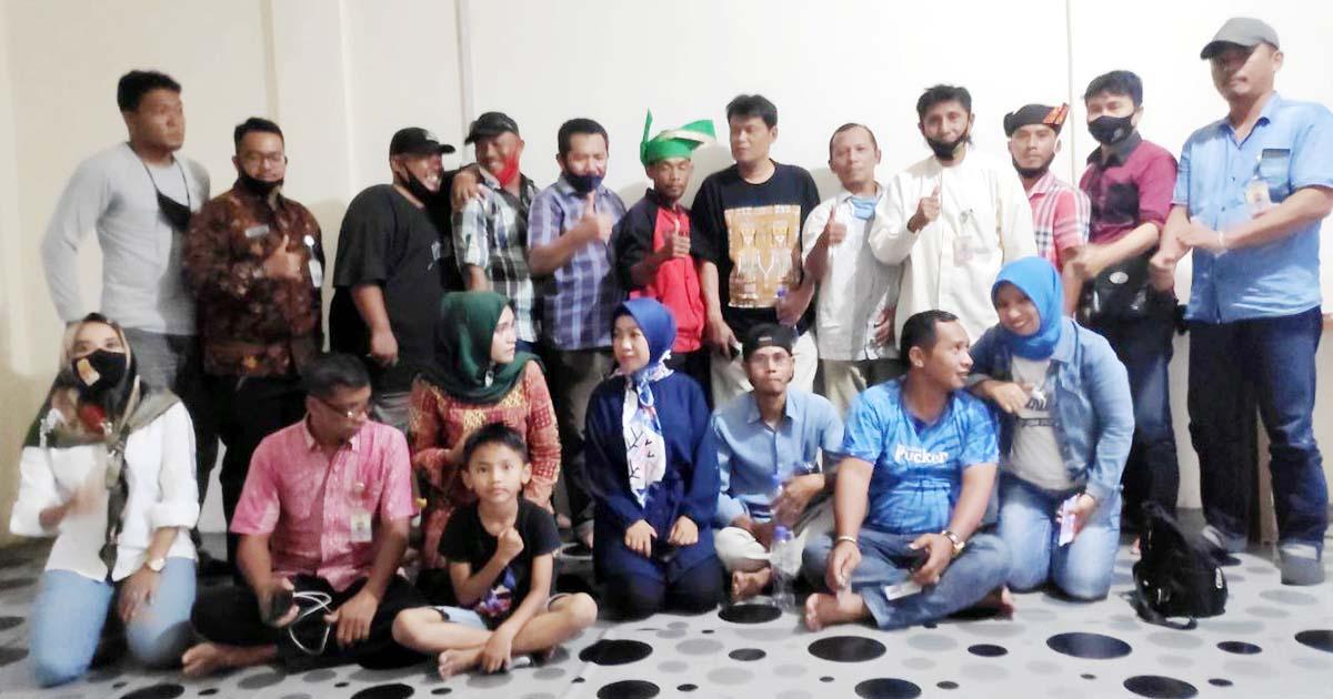 Khitanan Massal LMB-Sijori Kepri Dihadiri Gubernur Kepri dan Wali Kota Tanjung Pinang 15