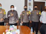 Pjs Gubernur Kepri Minta Polisi Tegas Awasi Penerapan Protokol Kesehatan Covid-19 7