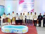 Pilkada Anambas, Abdul Haris-Wan Zuhendra 1, Yusrizal-Faturrahman 2, Fachrizal-Johari 3 3