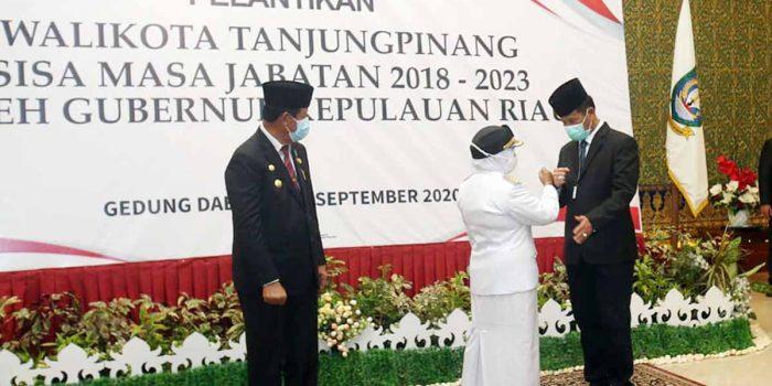 Wali Kota Batam Kirimkan Al Fatihah Untuk Almarhum Ayah Syahrul 103